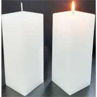 Picture of Square candle - 7cm (L) x 7cm (W)