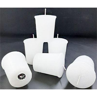 Picture of Votive candle flat top - 4,5cm (D) x 5cm (H)