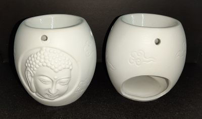 Picture of Oil burner - Buddha