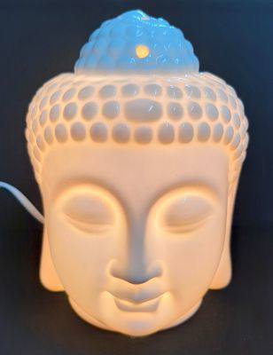 Picture of Oil burner - Electric - Buddha