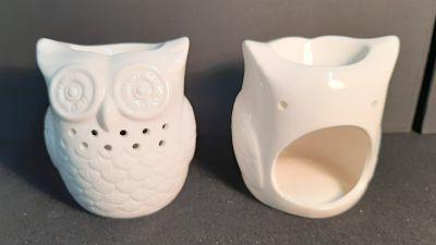Picture of Oil burner - Owl - II