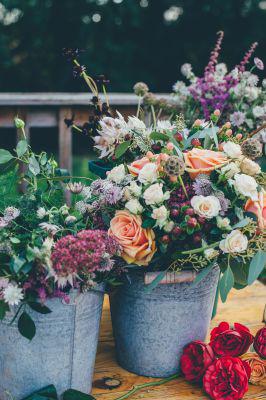 Picture of Oil - Floral Bouquet