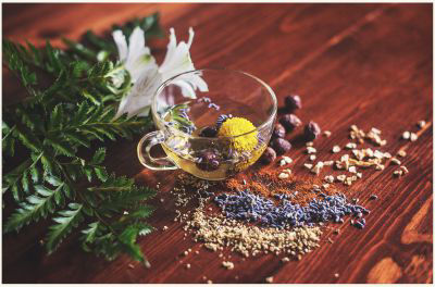 Picture of Oil - Herbal