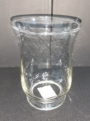 Picture of Candle holder - Glass shaped - 11cm (D) x 15cm (H)