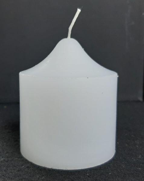 Picture of Prayer votive  candle 13,5cm (D) x 10cm (H)