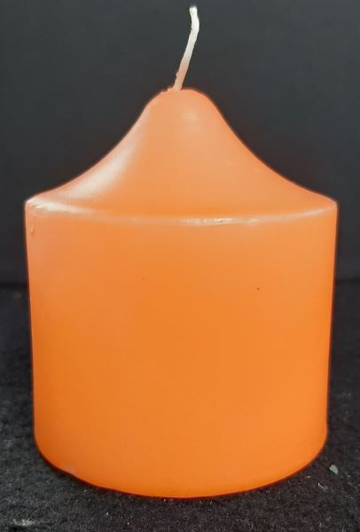 Picture of Votive candle bell top - 3,5cm (D) x 5,5cm (H)