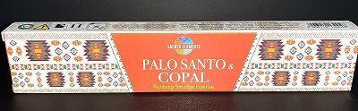 Picture of Sacred Elements - Palo santo & copal