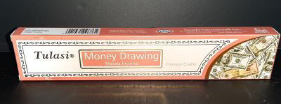 Picture of Tulasi - Money drawing masala incense