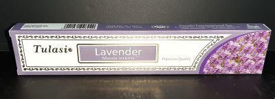 Picture of Tulasi - Lavender masala incense