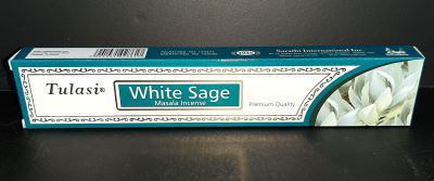 Picture of Tulasi - White sage masala incense