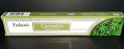 Picture of Tulasi - Cannabis masala incense