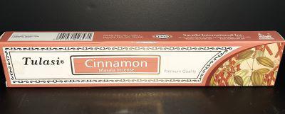 Picture of Tulasi - Cinnamon masala incense