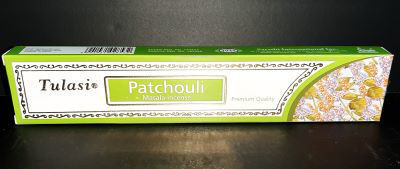 Picture of Tulasi - Patchouli masala incense
