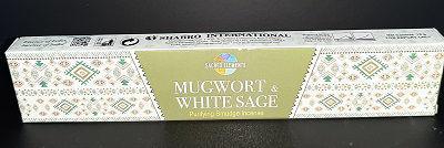 Picture of Sacred Elements - Mugwort & white sage
