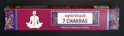 Picture of Sri Durga - 7 Chakras incense