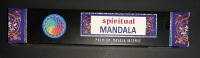 Picture of Sri Durga - Spiritual Mandala