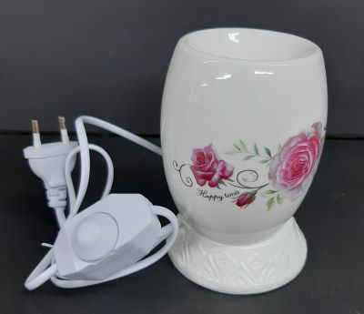 Picture of Oil burner - Electric - Rose